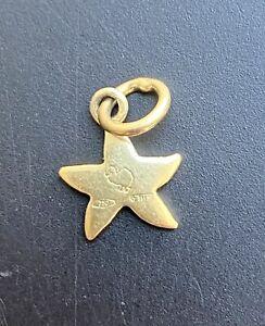 DoDo Pomellato Kleiner Stern 18 Ct Gelbgold