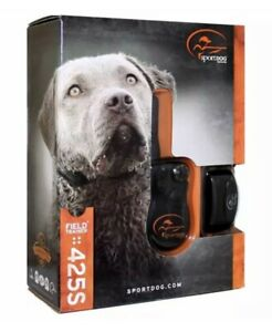 SportDOG SD-425s Field Trainer Stubborn 425s Dog Training Shock Collar