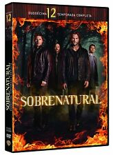 Supernatural Staffel/Season 12 deutsch DEUTSCH DVD BOX NEU + OVP