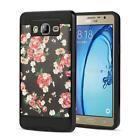 For Samsung Galaxy On7 G600 Tough Hybrid w Soft Gel Design Case Cover