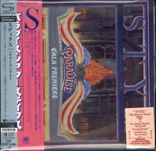 STYX-PARADISE THEATRE-JAPAN MINI LP SHM-CD Ltd/Ed G00