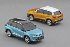 2x Nuovo Originale Suzuki Vitara Pull Back Auto Giocattolo Modellino 1:43 AUTO 99000-990K4-VTR