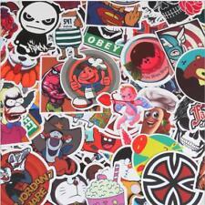 50p lot Sticker Bomb Decal Vinyl Roll Car Skate Skateboard Laptop Luggage EE sE