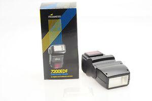Promaster 7200EDF Digital Shoe Mount Flash for Olympus                      #965