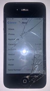 Apple iPhone 4s (8GB) Unlocked A1387 Sprint