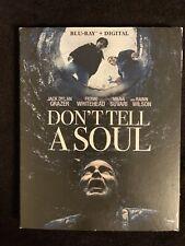 Don'T Tell A Soul (Blu-ray Disc) W/Slipcover. No Digital Code! Like New!