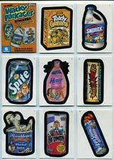 Wacky Packages Ans 3 All New Series  2006 Topps 55 Card Complete Set + Wrapper