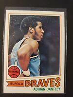 1977 78 Topps #56 Adrian Dantley Rookie Card RC Hall of Fame HOF Original
