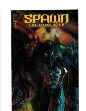 Image Spawn the Dark Ages #2 (Apr. 1999) High Grade