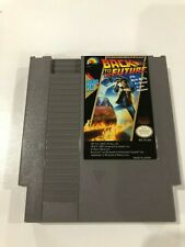 Back to the Future NES (Nintendo Entertainment System, 1989)