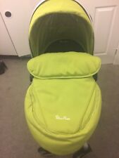 silvercross surf pram used but great condition few scratches new hood and cover