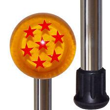 Dragon Ball Z Knob Handle Polished Aluminum Custom Cane Stick U.S MADE