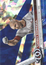 DANNY ESPINOSA 2017 TOPPS CHROME SAPPHIRE EDITION #327 ONLY 250 MADE