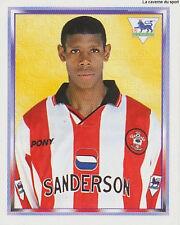N°424 CARLTON PALMER SOUTHAMPTON.FC STICKER MERLIN PREMIER LEAGUE 1998
