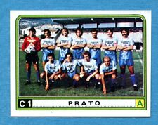 CALCIATORI PANINI 1983-84 Figurina-Sticker n. 409 - PRATO SQUADRA -New
