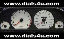 Ford Mondeo Mk1 / Mk2 (1992-2000) - 240km/h (gasolina o diesel) - Dial blanco Kit