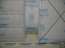 """Blowtherm GFS Paint Booth 81""""x144"""" Ceiling Diffusion Filter Viledon PA560 G10"""
