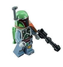NEW LEGO STAR WARS BOBA FETT MINIFIG figure minifigure 75137 freezing chamber