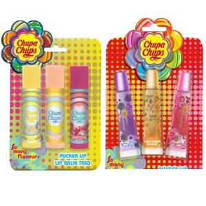 Chupa Chups Lip Balm & Lip Gloss (Twin Pack)