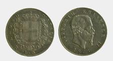 148) Vittorio Emanuele II Re d'Italia (1861-1878) - 5 Lire 1875 ROMA