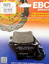 FA213 - Original EBC Bremsbeläge brake pads Bremsklotz hinten Standard