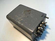 1 Stück mil. Grade Netztrafo für Röhrenvorverstärker z.b. SRPP, Daten siehe Foto