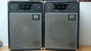 Dynacord Lautsprecherboxen D 310