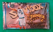 1998-99 Skybox Thunder Series 1 NBA Basketball Trading Cards Sealed Hobby Pack