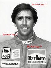 Pierre-Henri Raphanel Coloni F1 Portrait 1989 Photograph 1