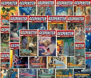 Gespenster Geschichten Nr. 701 - 799 (Bastei) Auswahl