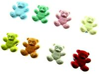 10 x 15mm Baby Elephant Childrens Buttons Includes Free UK 1st Class P/&P