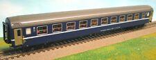 Ls Models 47208 SBB CFF FMS 2. KL. carro tumbona UIC-X couchette bcm azul ep4-5 nuevo