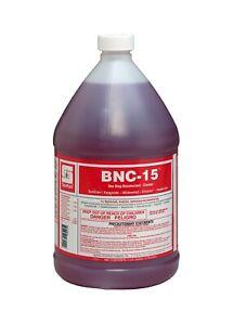 Spartan BNC-15 Sanitizing Solution Non-Acid Virucide Disinfectant (1 Gallon)