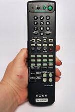 New listing Sony Rm-Pp404 Remote Control Str-De345 , Str-De445 , Str-De545 , Str-Db840 works