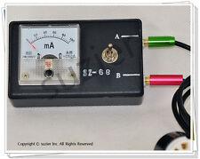 EL34 KT88 5881 6L6 6V6 KT66 6550 Dual Tube Amp Bias Match Meter Tester Suzier T6