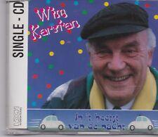 Wim Kersten-In T Heetst Van De Nacht cd maxi single