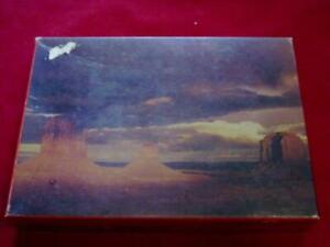 Vintage Springbok - MONUMENT VALLEY, Arizona-Utah Picture Puzzle - 350 Pieces