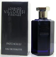Lorenzo Villoresi Firenze Patchouli 100 ml EDT Spray Neu OVP
