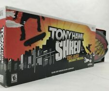 Tony Hawk: Shred Bundle, Nintendo Wii- NEW 🛹 COMPLETE!! FREE SHIPPING!!