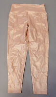 Victoria Sport Women's Total Knockout 7/8 Tight CD4 Pink Medium NWT