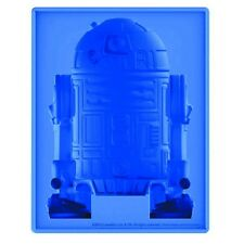 "Star Wars R2-D2 Silicone Ice Cube 9"" Tray Jelly Cookie Cake Mold by Kotobukiya"