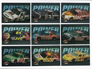 1996 Ultra Update PROVEN POWER #6 Dale Jarrett SWEET & SUPER SCARCE!