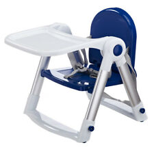 Baby Toddler Portable High Chair Highchair Feeding Booster Travel Green