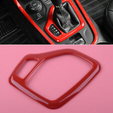Interior Accessories Trim Gear Frame Cover Fit for Jeep Cherokee 2017 2018