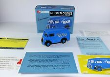 CORGI GOLDEN OLDIES -  MORRIS J VAN - BEEFY OXO  - BOXED  - LTD EDITION - 06202