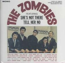 THE ZOMBIES - THE ZOMBIES (FEATURING SHE'S NOT THERE AND TELL HER NO) USED - VER