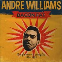 Andre Williams - Bacon Fat The Fortune Singles 1956-1957 VINYL LP WLV82012