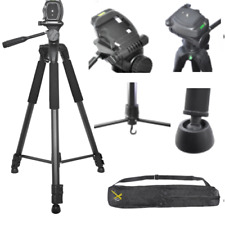 "75"" PROFESSIONAL LIGHTWEIGHT  TRIPOD WITH QUICK RELEASE FOR NIKON D3400 DSLR"