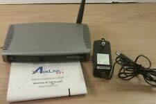 AirLink 101 AR570W 150Mbps 802.11n Wireless LAN 4-Port Router