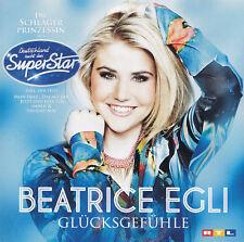 BEATRICE EGLI - CD - GLÜCKSGEFÜHLE